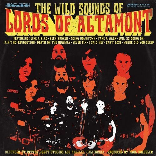 Wild Sounds of Lords of Altamont [CD]