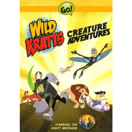 Wild Kratts: Creature Adventures [2 Discs] [DVD]