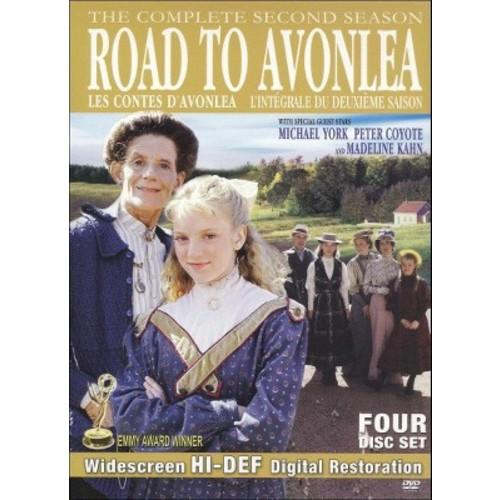 Road to Avonlea: The Complete Second Season [4 Discs]