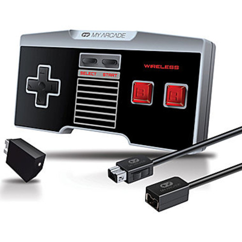 DreamGear DGUN-2930 Controller and Cable for NES Classic