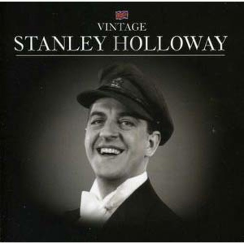Stanley Holloway (Audio CD)