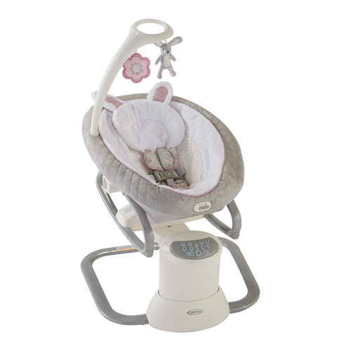 Graco(R) EveryWay Soother(TM) with Removable Rocker Baby Swing - Josephine