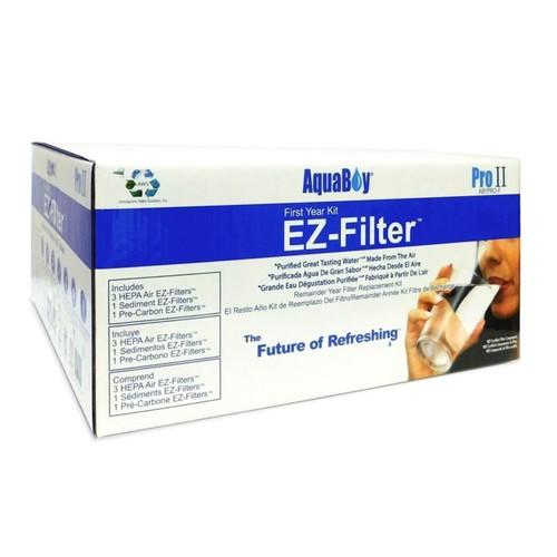 AquaBoy Pro II EZ-Filter First-Year Kit