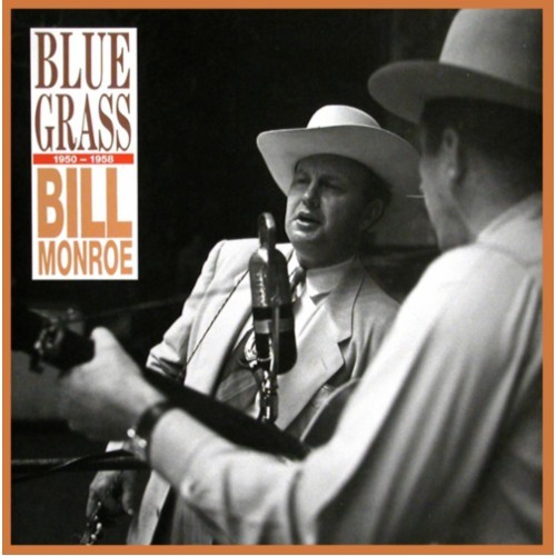 Bluegrass 1950-1958 [CD]