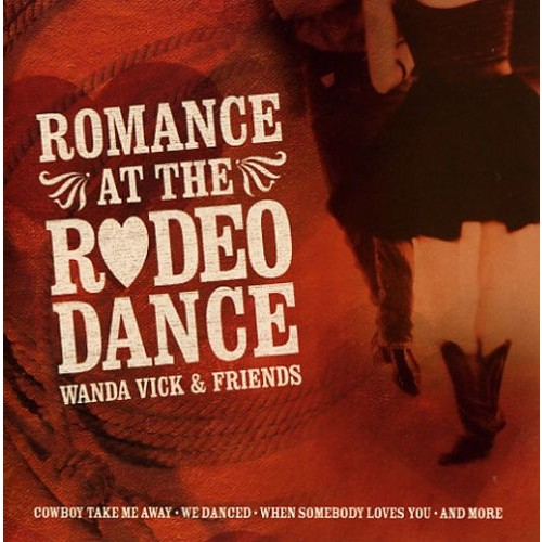 Romance at the Rodeo [CD]