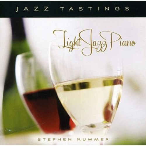 Jazz Tastings: Light Jazz Piano [CD]