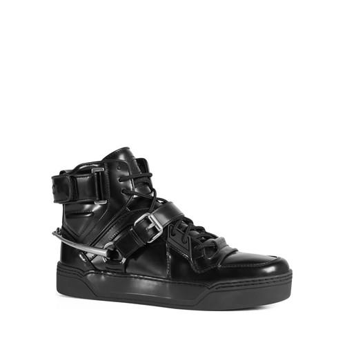 GUCCI Darko Basketball High Top Sneakers