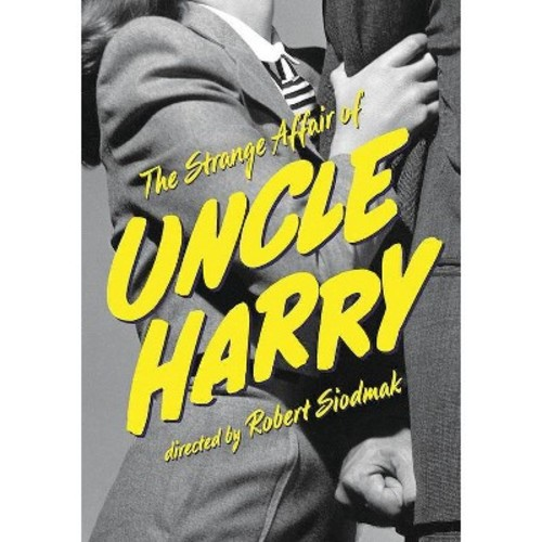 The Strange Affair of Uncle Harry (DVD)
