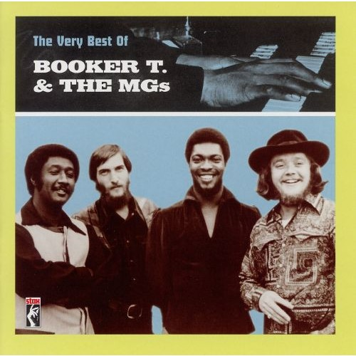 The Very Best of Booker T. and the MG's [Stax] [CD]