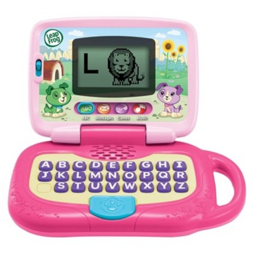 LeapFrog My Own Leaptop, Pink [Pink, Standard Packaging]
