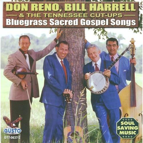 Bluegrass Sacred Gospel Songs [CD]