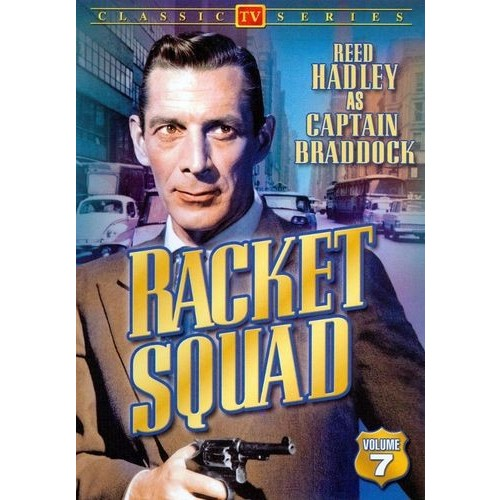 Racket Squad, Vol. 7 [DVD]