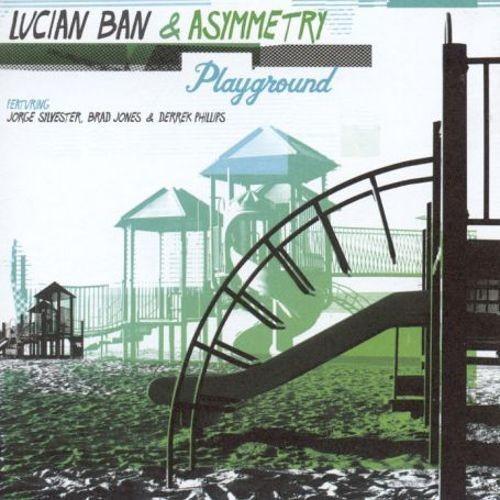 Playground [CD]