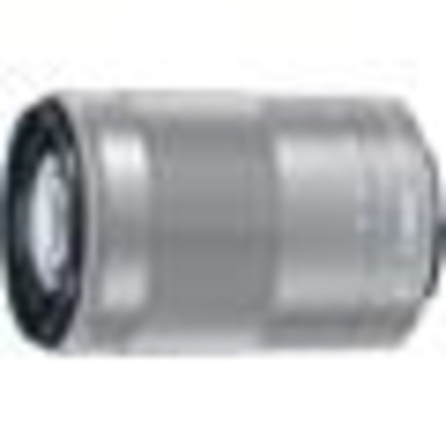 Canon EF-M 55-200mm f/4.5-6.3 IS STM (Silver) Telephoto zoom lens for Canon EOS M series mirrorless cameras