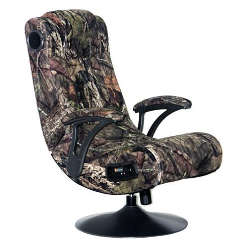 2.1 Bluetooth Wireless X Rocker Pedestal Gaming Chair