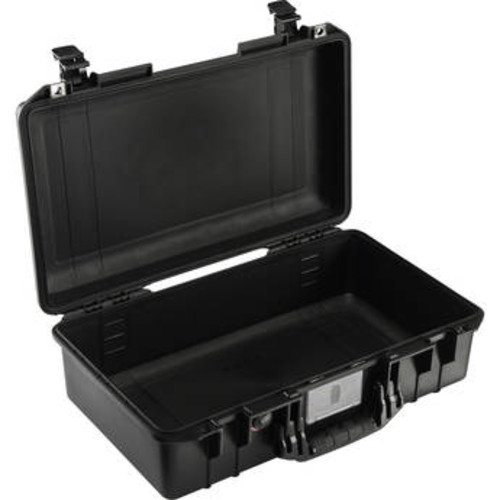 1525 AirNF Carry-On Case (Black, No Foam/Empty)