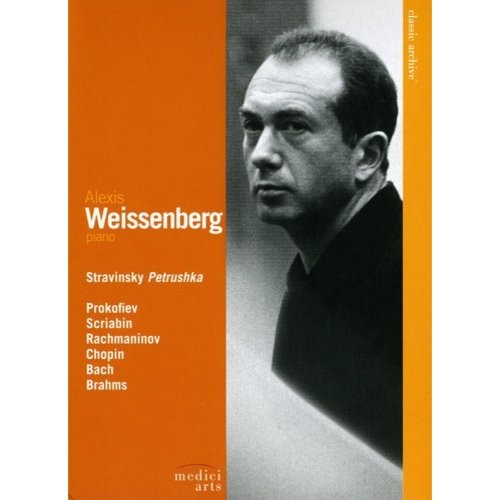 Stravinsky: Petrushka [DVD Video] [DVD]