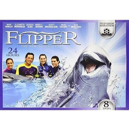 The Flipper: The New Adventures - TV Marathon [8 Discs] [DVD]