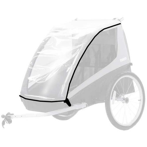 Thule Coater/Cadence Bike Trailer Rain Cover