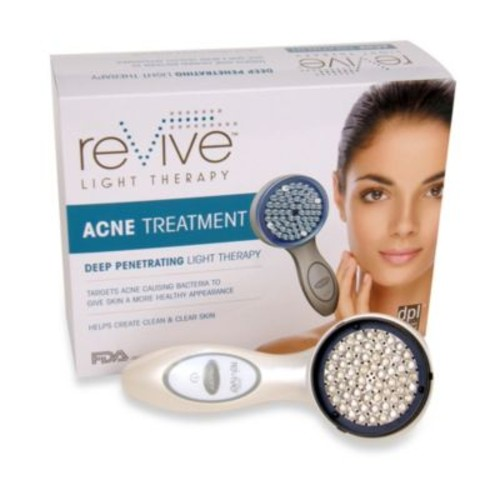 reVive Light Therapy Portable Handheld Acne Treatment System