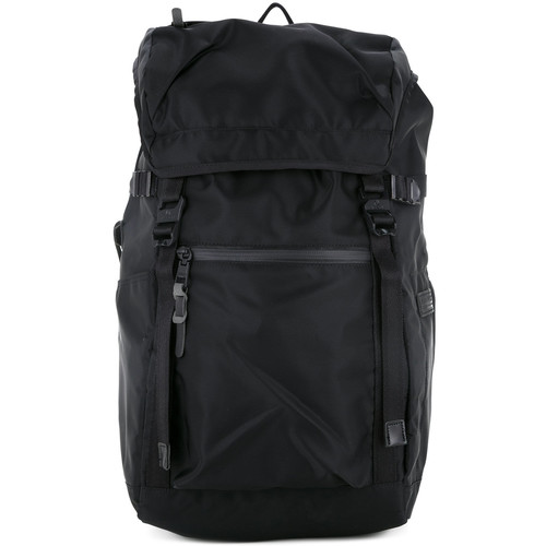 210D nylon twill backpack