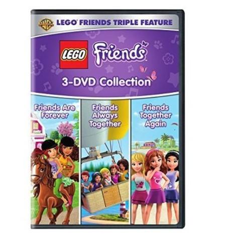 Lego Friends Triple Feature (DVD)
