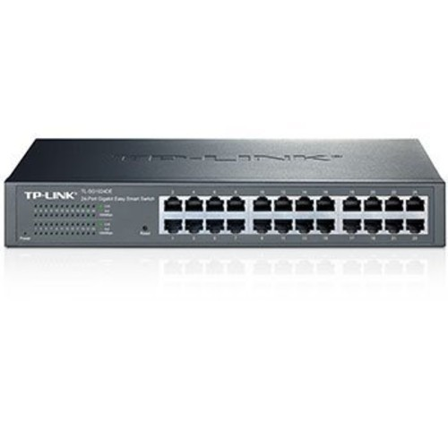 TP-LINK TL-SG1024DE / 24-Port Gigabit Easy Smart Switch