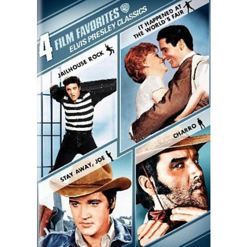 Elvis Presley Classics: 4 Film Favorites (2 Discs) (dvd_video)