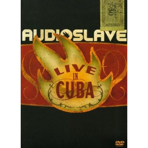 Audioslave:Live in cuba (DVD)