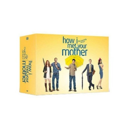 How I Met Your Mother:Complete Series (DVD)