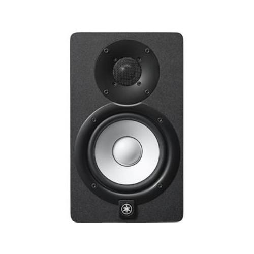 Yamaha HS5 (Black) 2-way powered studio monitor with 5