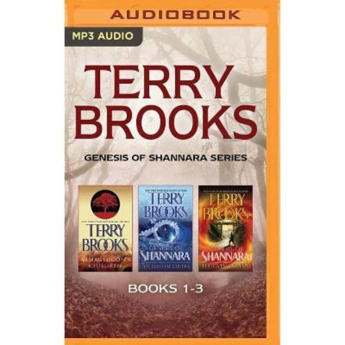 Armageddon's Children / the Elves of Cintra / the Gypsy Morph (MP3-CD) (Terry Brooks)