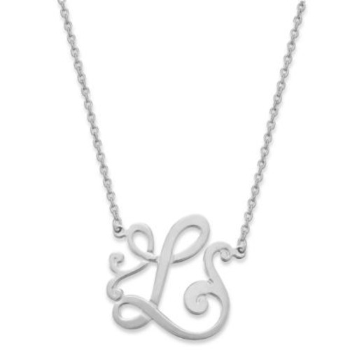 Sterling Silver Necklace,