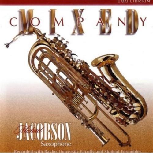 Mixed Company-Music Solo Sax & CD (2001)
