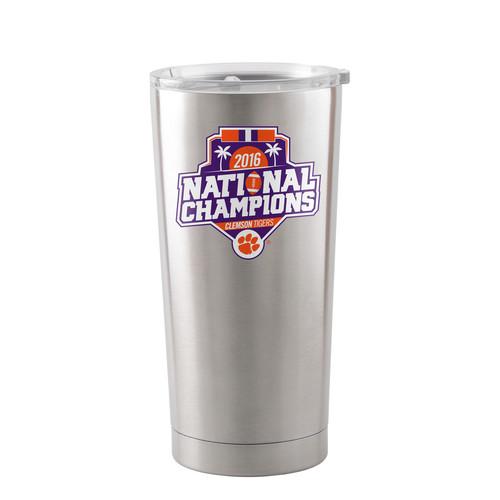 NCAA College Football Playoffs 2016 Championship Ultra -Tumbler - Clemson Tigers