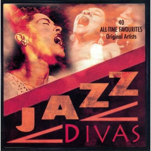 Jazz Divas [CD]