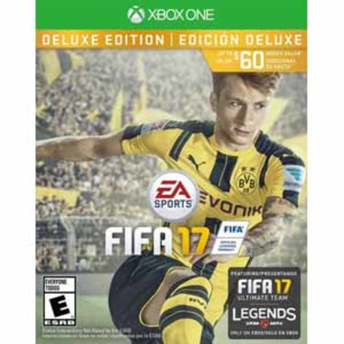 Electronic Arts FIFA 17 Deluxe Edition - Xbox One