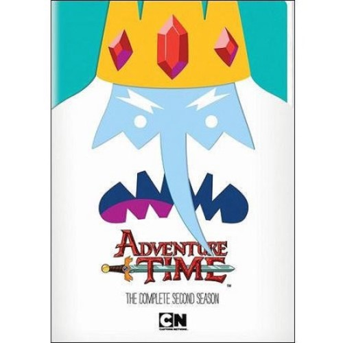 Cartoon Network-Adventure Time-Complete 2nd Season