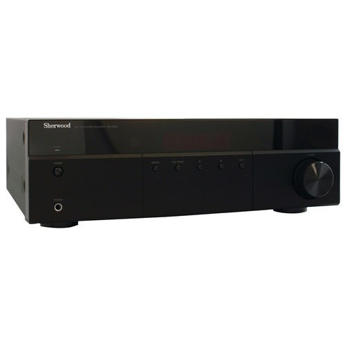Sherwood RX4508 200W AM/FM Stereo Receiver with Bluetooth, Black [RX4508]