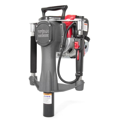 TITAN 4-Stroke Gas Powered Post Driver - Contractor Series PGD2000