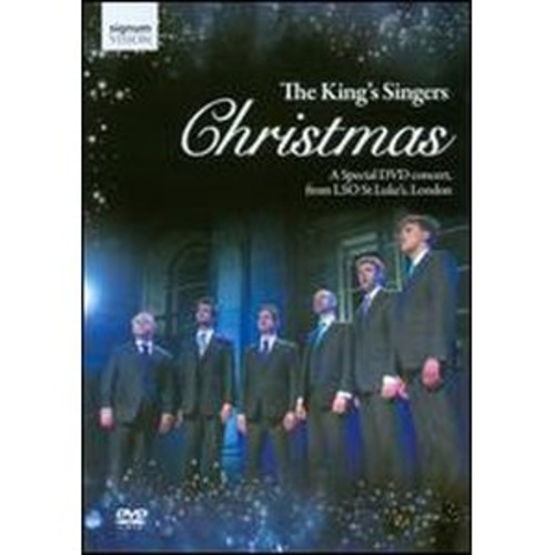 The King's Singers: Christmas WSE DD2/DD5.1/DTS-ESM/2