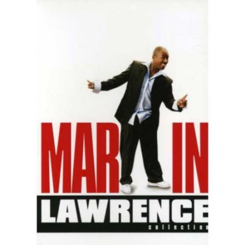 Martin Lawrence Celebrity Pack