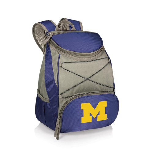 Picnic Time Michigan Wolverines PTX Backpack Cooler