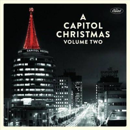 Various - Capitol Christmas Vol 2 (Vinyl)