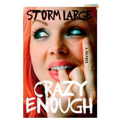 Crazy Enough: A Memoir
