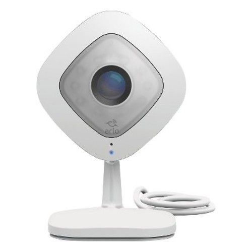 Arlo 1,080P HD Security Camera with Audio, Space Saving Design with Night Vision