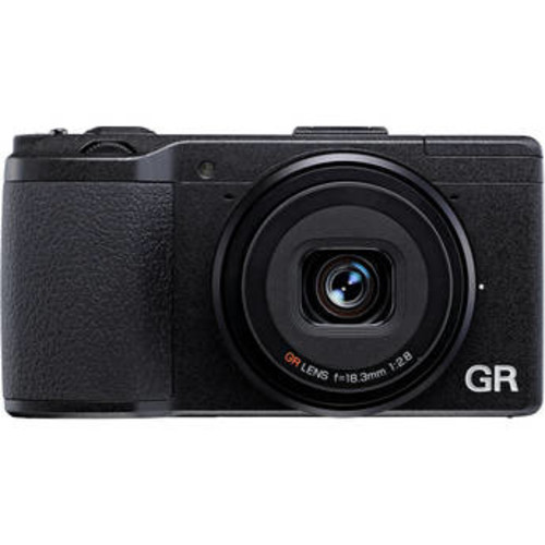 GR II Digital Camera