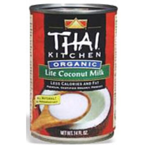 Thai Kitchen Organic Coconut Milk Lite -- 13.66 fl oz