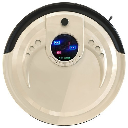 bObsweep - Bob Standard Self-Charging Robot Vacuum & Mop - Champagne