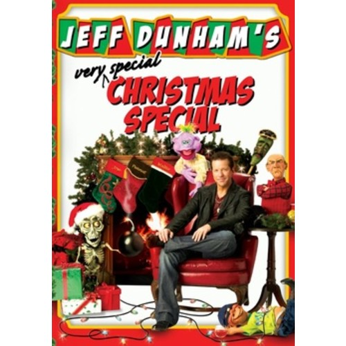 Jeff Dunham's Very Special Christmas (DVD)